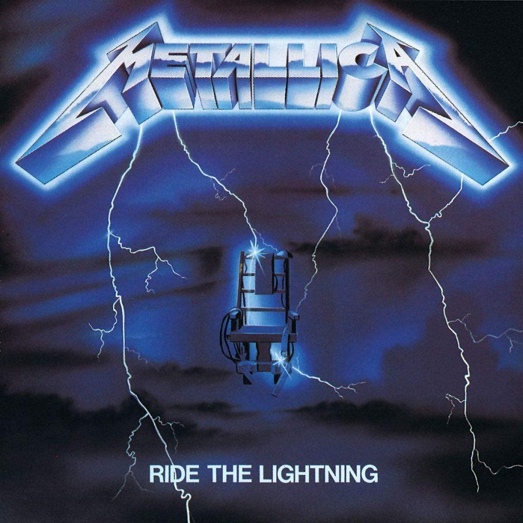metallica ride the lightining album cover